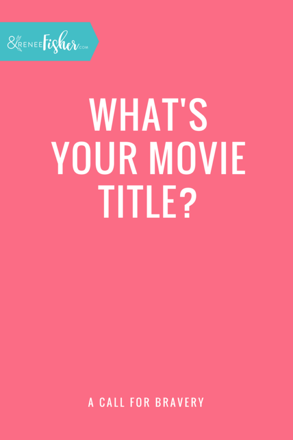 What's Your Movie Title?