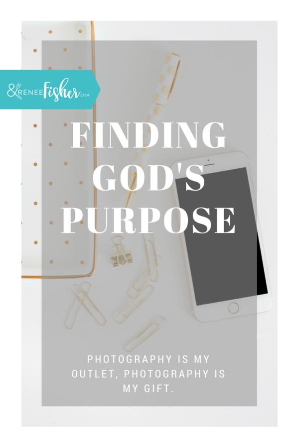 Finding God's Purpose