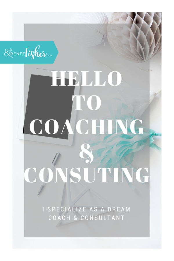 Hello to Coaching & Consulting