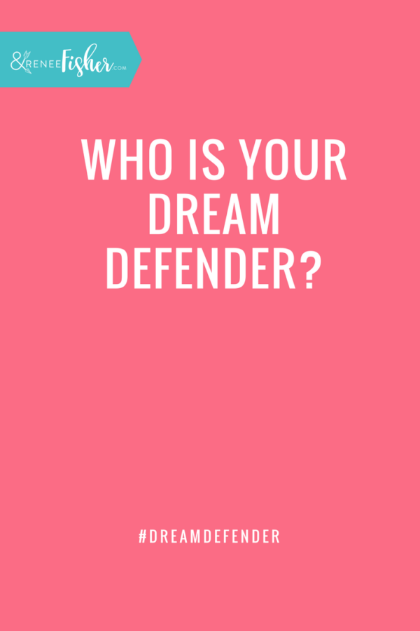 Who is Your Dream Defender? #DreamDefender